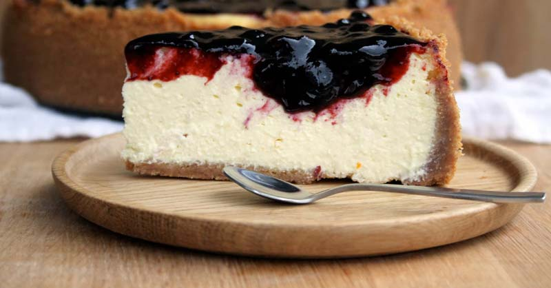 cheesecake o tarta de queso