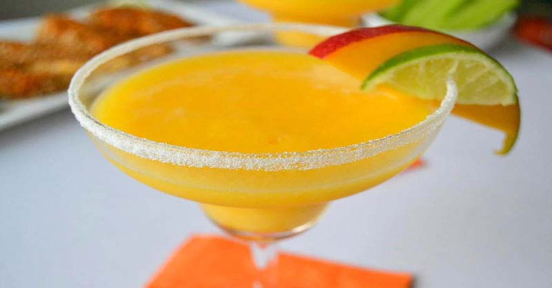 cocktail Margarita de Mango