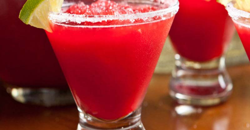 cocktail Margarita Sierra el Diablo