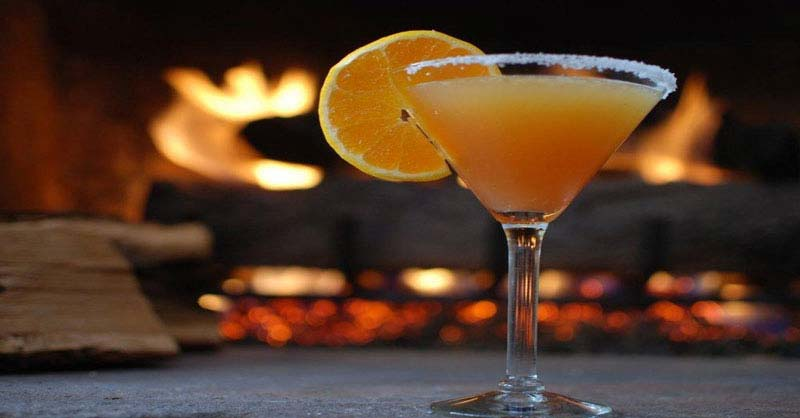 coctel Orange Margarita
