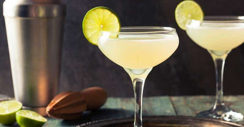 Cocktail Banana Daiquiri