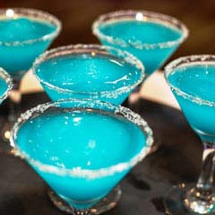 cocktail Blue Margarita