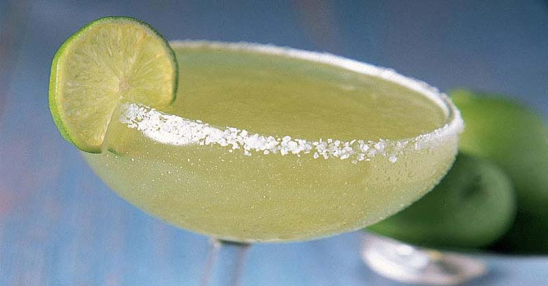 cocktail Margarita con higos