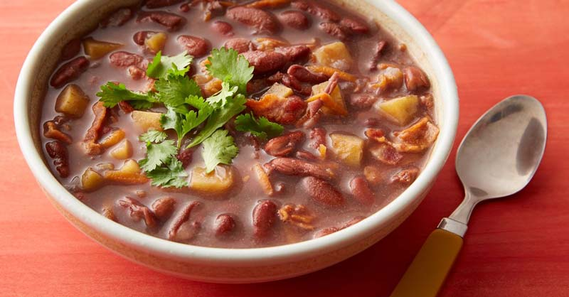 frijoles colorados