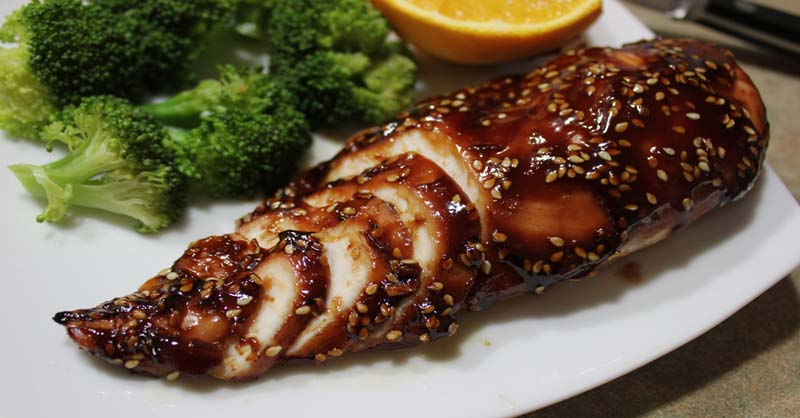 pollo hoisin