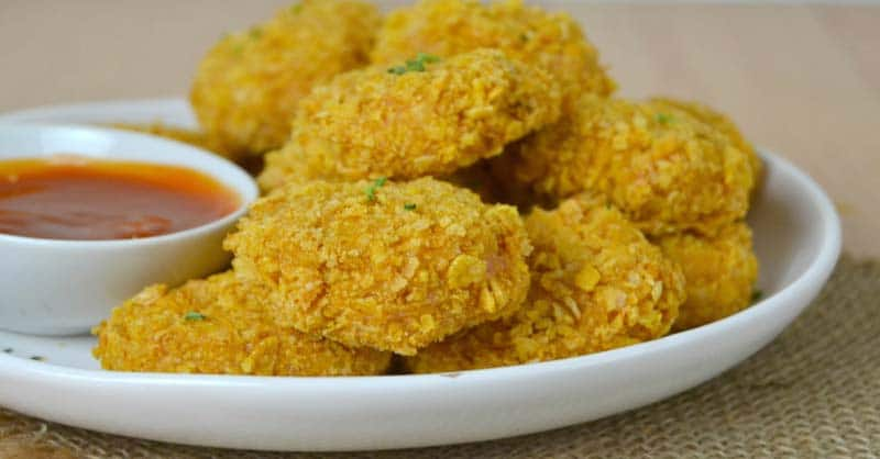 Nuggets de Pollo al Horno