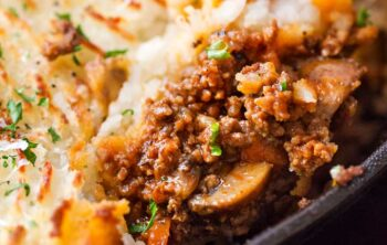 Ultimate Beef Shepherd's Pie – The Chunky Chef
