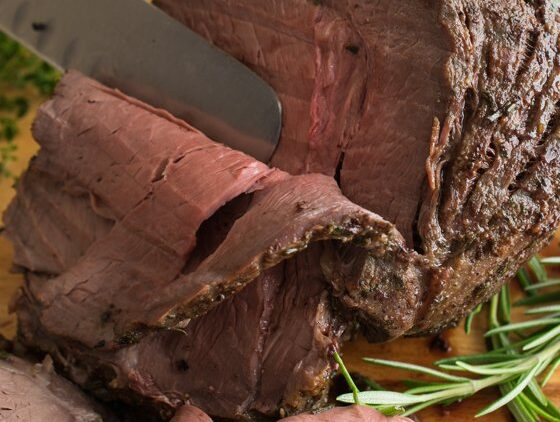 Top of the Round Roast – A Family Feast®