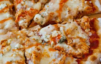 Pizza de pollo Buffalo – A Family Feast®