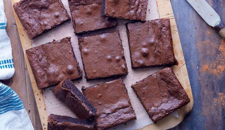 brownies masticables